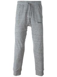 спортивные брюки с заниженной проймой Dsquared2