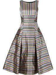 расклешенное платье  Odeeh