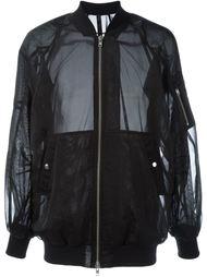 куртка-бомбер свободного кроя  Odeur