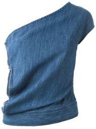 джинсы кроя буткат Marques'almeida