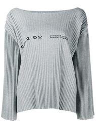 свитер свободного кроя  Faustine Steinmetz
