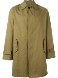 однобортное пальто средней длины Tomorrowland