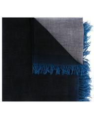 шарф с градиентным узором Salvatore Ferragamo
