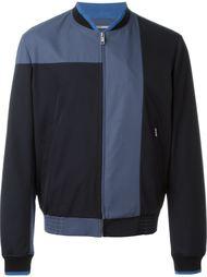 куртка-бомбер с контрастными панелями Kenzo