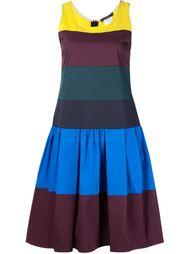платье в полоску  Odeeh