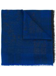 платок с тональным принтом Nina Ricci Vintage