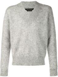 свитер с V-образным вырезом Marc Jacobs