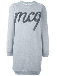 платье-толстовка 'McQ' McQ Alexander McQueen