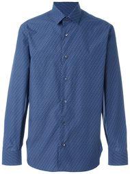 рубашка с принтом Salvatore Ferragamo