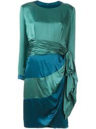 платье с драпировкой Jean Louis Scherrer Vintage