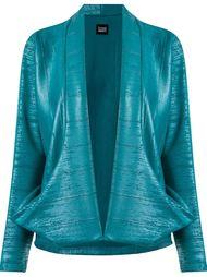 open front wide blazer Fernanda Yamamoto