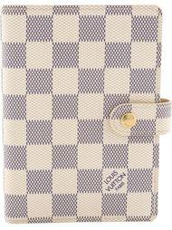 обложка для ежедневника 'Damier Azur'  Louis Vuitton Vintage
