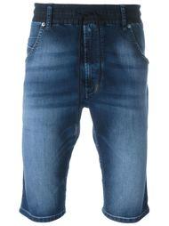 джинсовые шорты 'Kros'  Diesel