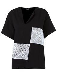 v-neck t-shirt Fernanda Yamamoto