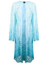 oversized lace coat Fernanda Yamamoto