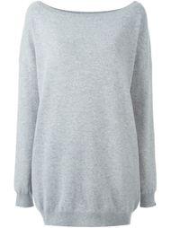 свитер свободного кроя  Extreme Cashmere