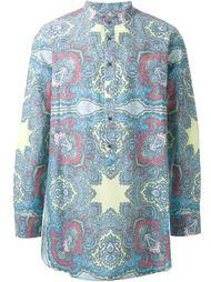 рубашка  с принтом пейсли   DressCamp