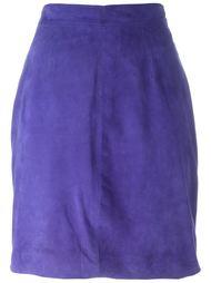 двусторонняя юбка Versace Vintage