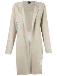 lace embroidered coat Fernanda Yamamoto