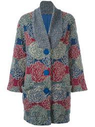 вязаное пальто Missoni Vintage