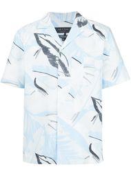 рубашка с абстрактным принтом Rag & Bone