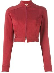 укороченная куртка Romeo Gigli Vintage