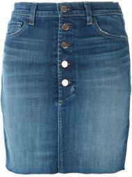 джинсовая юбка 'Rosalie'  J Brand