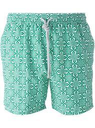 плавательные шорты с орнаментом Capricode