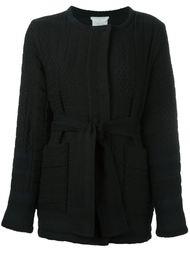 пиджак с запахом и потайной застежкой Cecilie Copenhagen