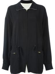 двусторонняя куртка на молнии Moschino Vintage