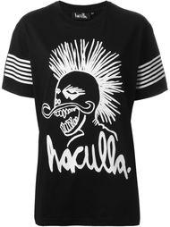 футболка с принтом  Haculla
