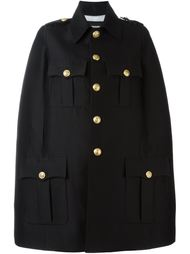 пальто в стиле милитари  Dsquared2