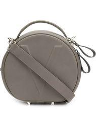сумка-тоут с тиснением V Valas
