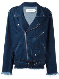 джинсовая куртка свободного кроя  Marques'almeida