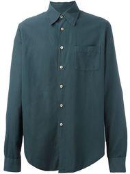 рубашка с накладным карманом Romeo Gigli Vintage