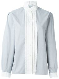 рубашка с высоким воротником Guy Laroche Vintage