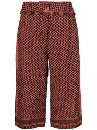 укороченные брюки  Cecilie Copenhagen
