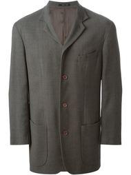 классический однобортный пиджак  Emporio Armani Vintage