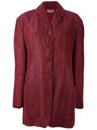 объемная куртка Romeo Gigli Vintage