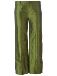 укороченные брюки Romeo Gigli Vintage