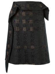 high waisted A-line skirt Fernanda Yamamoto
