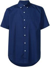 рубашка с нагрудным карманом 321