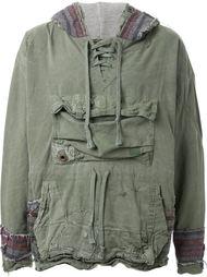 куртка в стиле милитари Greg Lauren