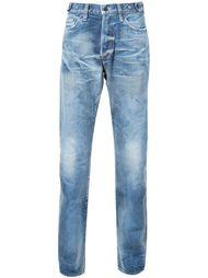 выбеленные джинсы  Prps Noir