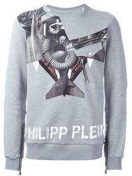 толстовка 'Depeche' Philipp Plein