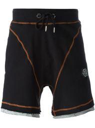 спортивные шорты с эластичным поясом Philipp Plein