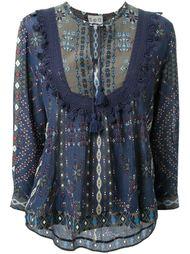 блузка с принтом 'Mayan' Sea