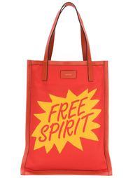 сумка с принтом 'Free Spirit' Paul Smith
