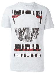 футболка с принтом 'Tribal' McQ Alexander McQueen