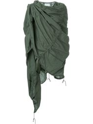 стеганый большой шарф  Toogood